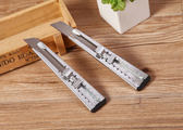 ✭慢思行✭【L36-2】金屬小巧美工刀 學校 家用 勞作 美工 工具 方便 攜帶 設計 辦公 不銹鋼