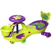 兒童扭扭車帶音樂萬向輪寶寶搖擺車1-3-6歲玩具滑行車溜溜鈕鈕車 智聯世界