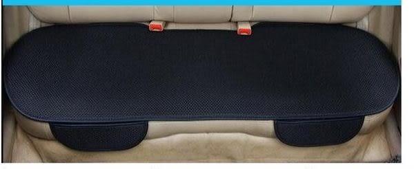汽車坐墊 無靠背 冰絲 後排單件 特價【藍星居家】