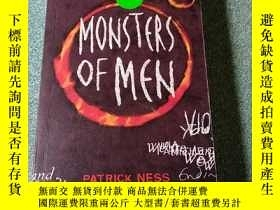 二手書博民逛書店MONSTERS罕見OF MENY233185