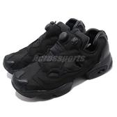 Reebok 休閒鞋 Insta Pump Fury Zip 黑 全黑 男鞋 女鞋 充氣 後跟拉練設計 男鞋 運動鞋【PUMP306】 CN5767