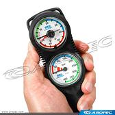 潛水用袖珍型三用錶 PG-TM3-BAR【AROPEC】