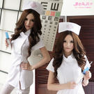 小護士服 角色扮演側排扣洋裝F L白衣天使護士裝- 愛衣朵拉