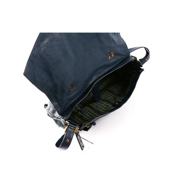 【PROENZA SCHOULER】EXTAR LARGE小羊皮 E1二用包 (午夜藍) H00004 L001C 5001(OUTLET)