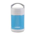 馬卡龍不鏽鋼悶燒罐(藍)