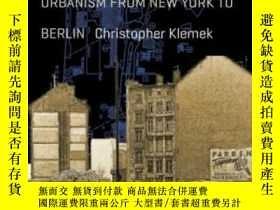 二手書博民逛書店The罕見Transatlantic Collapse Of Urban RenewalY255562 Chr