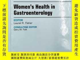 二手書博民逛書店Women s罕見Health in Gastroenterology, An Issue of Gastroen