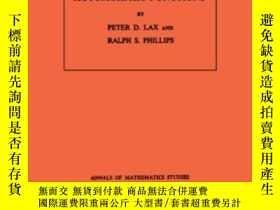 二手書博民逛書店Scattering罕見Theory For Automorphic Functions.Y255562 Pe