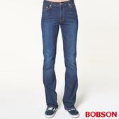 BOBSON 男款貓鬚喇叭褲(1646-53)