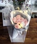 創意11朵手捧花玫瑰香皂花母親節生日禮物女生閨蜜畢業禮品精致 安妮塔小舖