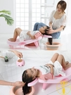 兒童洗頭躺椅寶寶洗頭床家用可折疊洗發凳加...