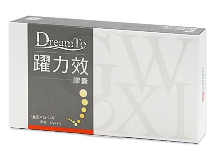 國璽 DreamTo躍力效(30粒/盒)