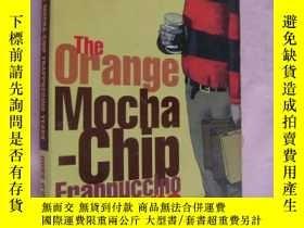 二手書博民逛書店插圖本罕見The orange Mocha-chip frapp