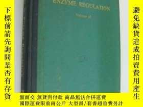 二手書博民逛書店Advances罕見in ENZYME REGULATION v