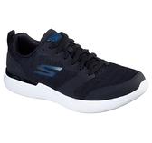 SKECHERS系列-GO RUN 400 V2 男款黑色運動慢跑鞋-NO.220027BLK