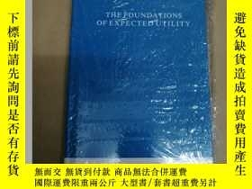 二手書博民逛書店The罕見foundations of expected uti