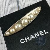 BRAND楓月 CHANEL香奈兒 99年/P A12593 葉形 銀色 珍珠 胸針 別針 配飾 配件 VINTAGE