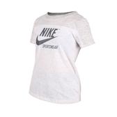 NIKE 女短袖T恤 (短T 路跑 慢跑≡體院≡