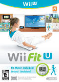 WiiU Wii Fit U w/Fit Meter - Wii U Wii 塑身 U(美版代購)