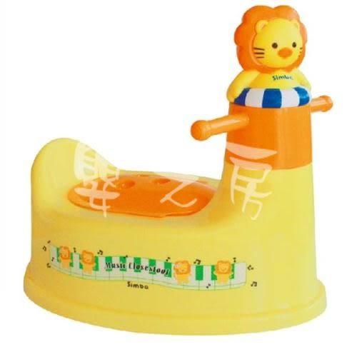 【嬰之房】Simba小獅王辛巴 造型音樂馬桶座
