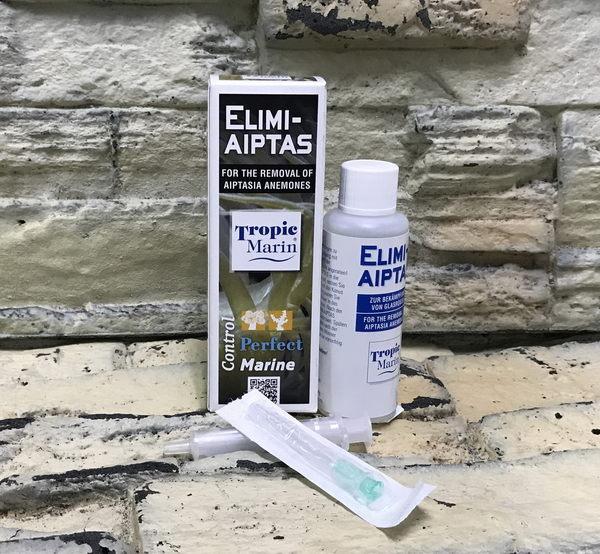 【西高地水族坊】Tropic Marin ELIMI-AIPTAS 除葵劑 50ml