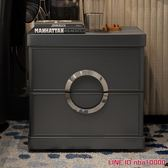 床頭櫃輕奢北歐床主臥配套櫃皮櫃布櫃家居配套儲物櫃 顏色可定制床頭櫃 MKS摩可美家