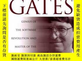 二手書博民逛書店Bill罕見Gates (business Masterminds)Y256260 Heller, Rober