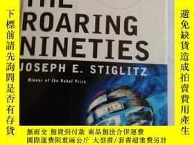 二手書博民逛書店THE罕見ROARING NINETIES:A NEW HIST