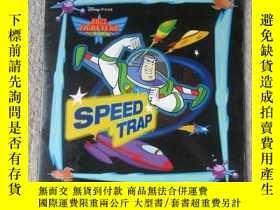 二手書博民逛書店Disney罕見 Buzz Lightyear  Speed