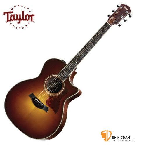 美國 Taylor 714CE 切角民謠吉他 木吉他  總代理 公司貨 Taylor吉他 TAYLOR 714-CE