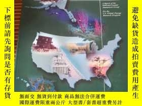 二手書博民逛書店Coastal罕見The Potential Consequences of Climate Variabilit