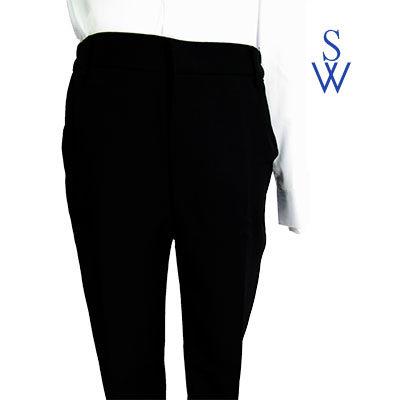 【WS 緯成】Suit Trousers 西裝長褲 / 黑布
