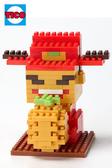 【Tico微型積木】財神爺 (共兩款隨機出貨) (7005 / 7006)