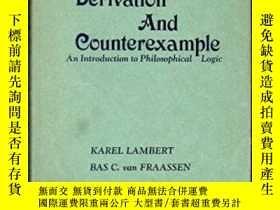 二手書博民逛書店Derivation罕見And Counterexample-推導與反例Y436638 Karel Lambe
