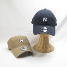 New Era 940 UNST 煙燻LOGO 棒球帽 NE1258809- 兩色 單一尺寸後可調【iSport愛運動】