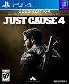 PS4-正當防衛4 黃金中文版 PLAY-小無電玩