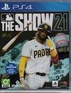 【玩樂小熊】PS4遊戲 美國職棒大聯盟 21 MLB The Show 21 英文版