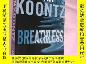 二手書博民逛書店BREATHLESS罕見基本算 Y146810 dean koo