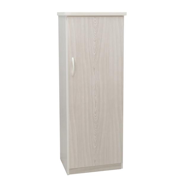 【采桔家居】芬比克 環保1.5尺塑鋼單門鞋櫃/玄關櫃(5色可選)