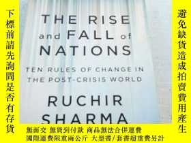 二手書博民逛書店the罕見rise and fall of nations [外文----11]Y195160 見圖 見圖