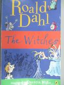 【書寶二手書T1/原文小說_GLZ】Witches_Dahl, Roald/ Blake, Quentin (I, more