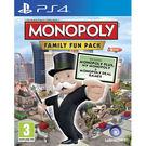 PS4 大富翁地產大亨:家庭歡樂包(獨家附瘋狂兔子地圖) 三合一合輯 -英文亞歐版-