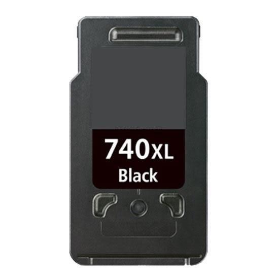 CANON 環保墨水匣PG-740/PG740/PG-740XL/PG740XL 高容量 黑色 適用CANON MG2170/MG3170/MG4170/MX437/MX377/MX517/MX457