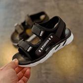 萬聖節狂歡   男童涼鞋2018新款1-3歲韓版小孩寶寶鞋夏季兒童涼鞋軟底小童鞋子6   mandyc衣間