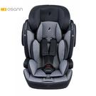 【預購9月初到貨】Osann Flux Isofix 2至12歲成長型汽車安全座椅-鈦晶灰