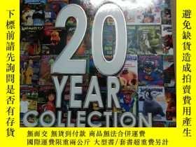 二手書博民逛書店Animation罕見Magazine: 20-year Collection (仔細看)Y280247 An