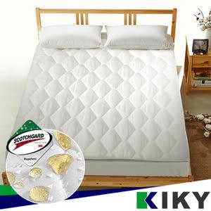 3M防潑水表布薄床墊(單人3.5尺)