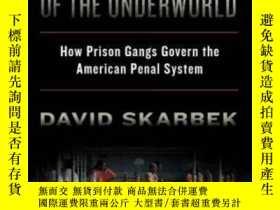 二手書博民逛書店The罕見Social Order Of The Underworld: How Prison Gangs Gov