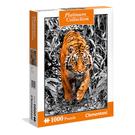 【義大利 Clementoni】拼圖 老虎 Tiger (1000片) CL39429I