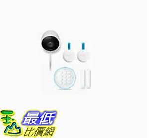 [8美國直購] Nest Secure and Nest Cam Outdoor Bundle